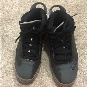 Jordan's size 6.5 Y